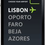 On airports Mobile Apps (ANA Portugal)