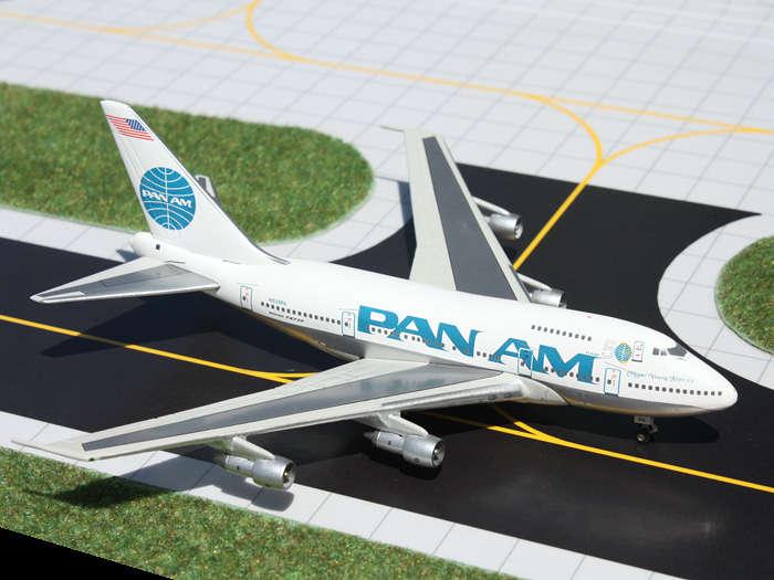 Pan Am Gemini Jets