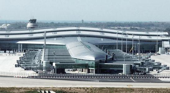 New BCN Terminal 1.