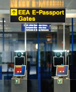 E-Gates. Source: www.futuretravelexperience.com