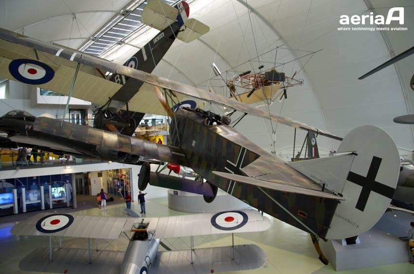WWI planes