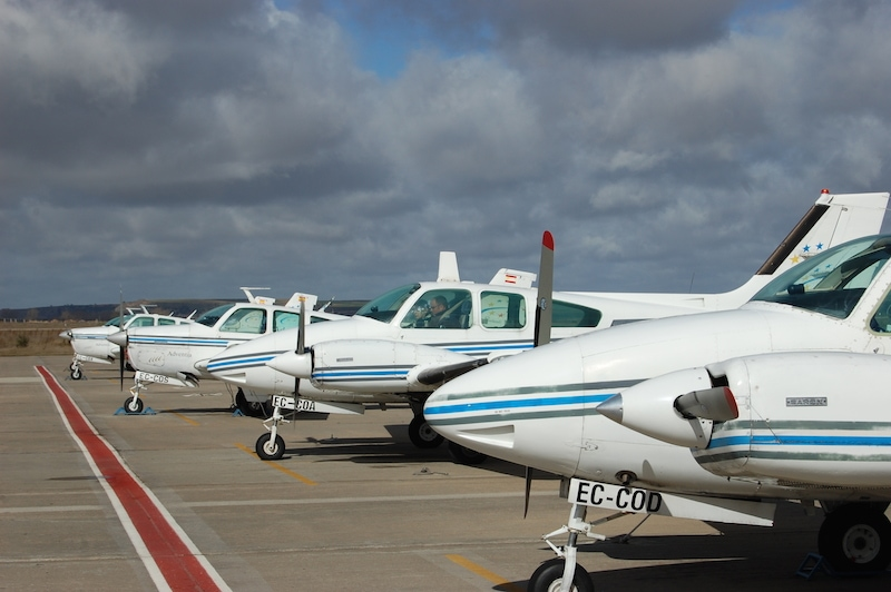 Adventia's Beechcraft C90 Trainers