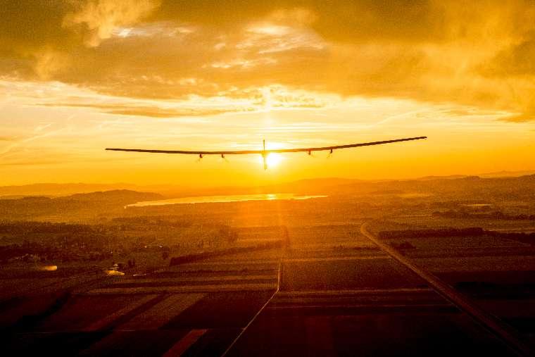 Solar Impulse 2 Plane © Solar Impulse | Revillard | Rezo.ch