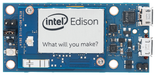 Intel Edison Kit